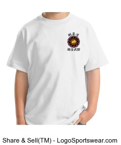 "R-TMA ""Amor-Honor-Sudor"" Youth T-Shirt Design Zoom"